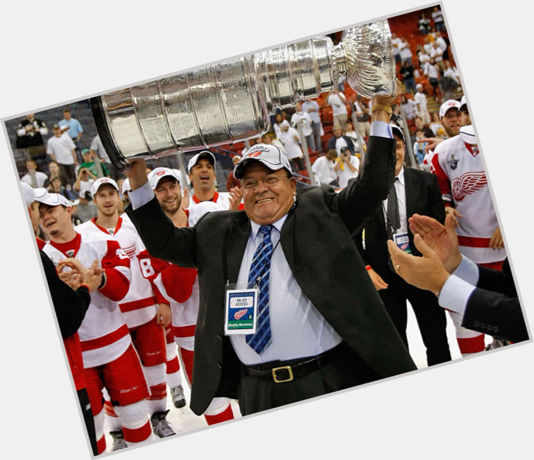 Scotty Bowman birthday 2015
