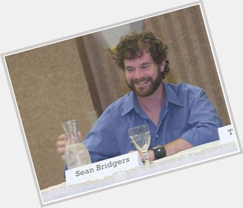 """<a href=""""/hot-men/sean-bridgers/where-dating-news-photos"""">Sean Bridgers</a> Average body,  dark brown hair & hairstyles"""