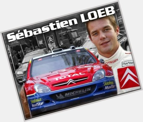 Sebastien Loeb birthday 2015