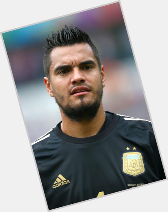 Sergio Romero new pic 1