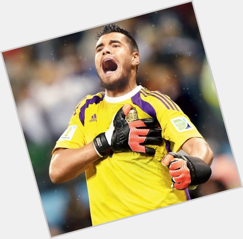 Sergio Romero birthday 2015
