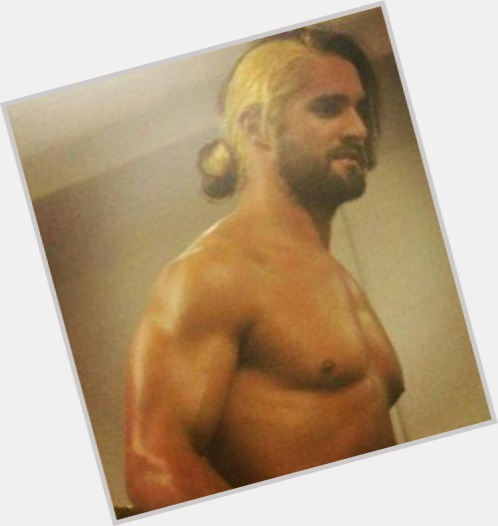 Seth Rollins sexy 3