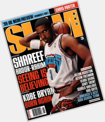 Shareef Abdur-Rahim birthday 2015