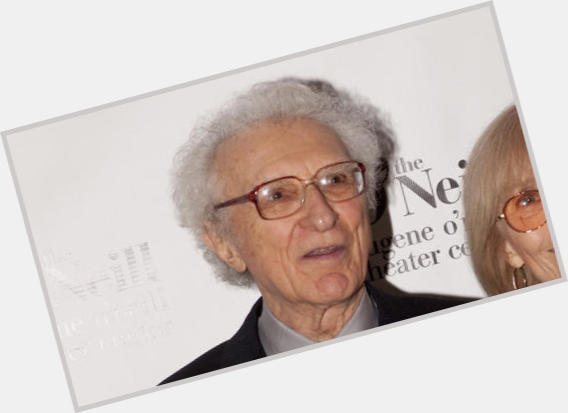 "<a href=""/hot-men/sheldon-harnick/where-dating-news-photos"">Sheldon Harnick</a> Slim body,  salt and pepper hair & hairstyles"