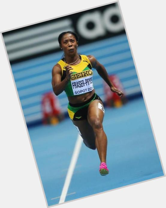 Shelly-Ann Fraser-Pryce birthday 2015