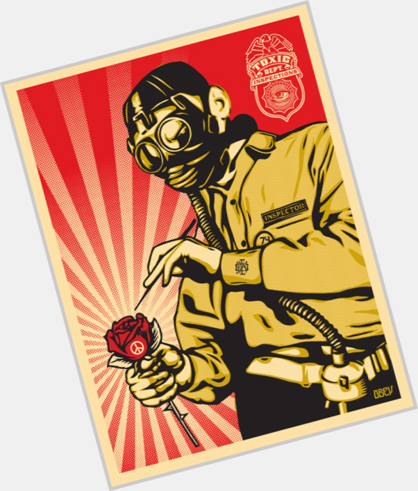 Shepard Fairey dating 2
