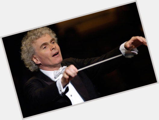 Simon Rattle birthday 2015