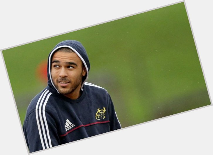Simon Zebo birthday 2015