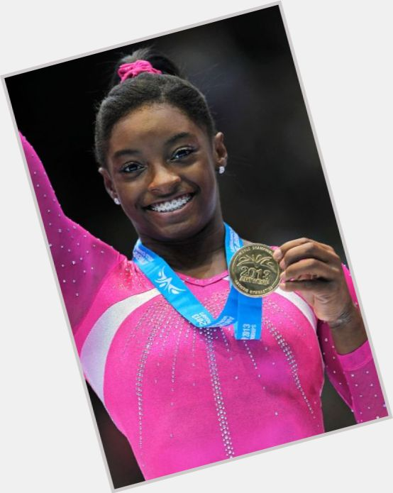Simone Biles birthday 2015