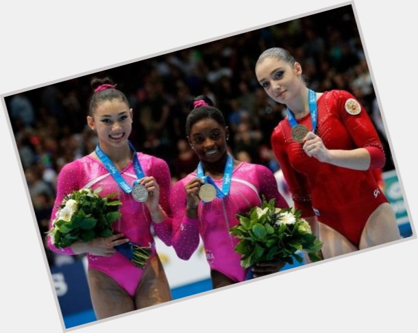 Simone Biles where who 9
