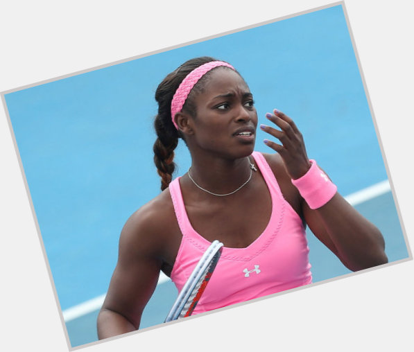 Sloane Stephens birthday 2015