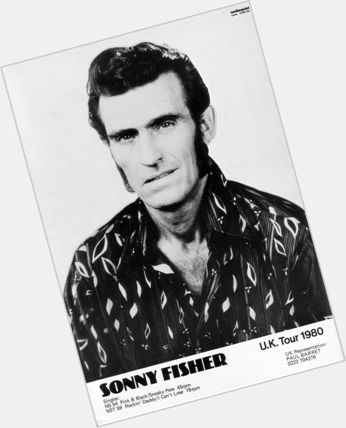 Sonny Fisher birthday 2015