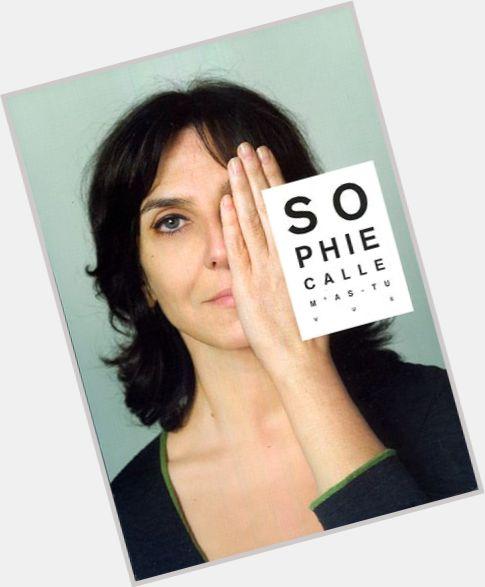 Sophie Calle birthday 2015