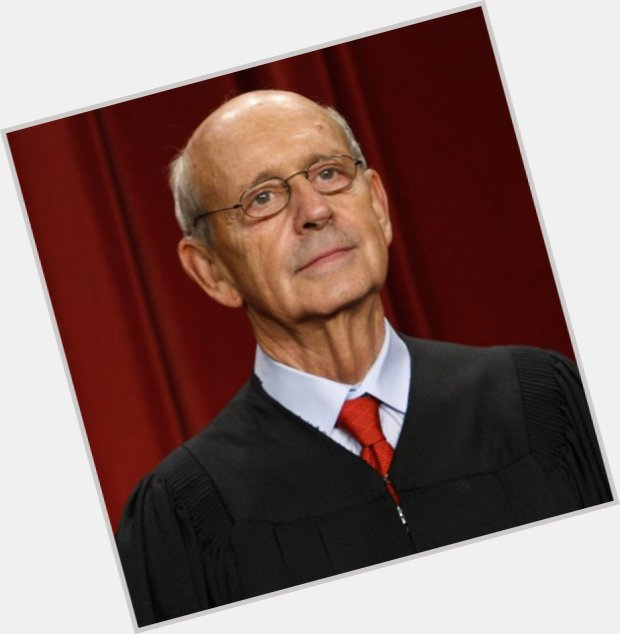 Stephen Breyer birthday 2015