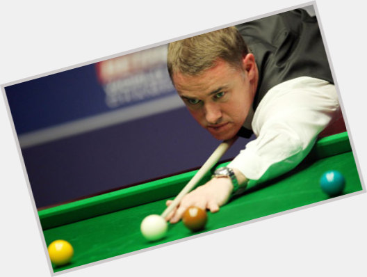 Stephen Hendry new pic 1