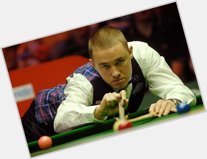 Stephen Hendry birthday 2015