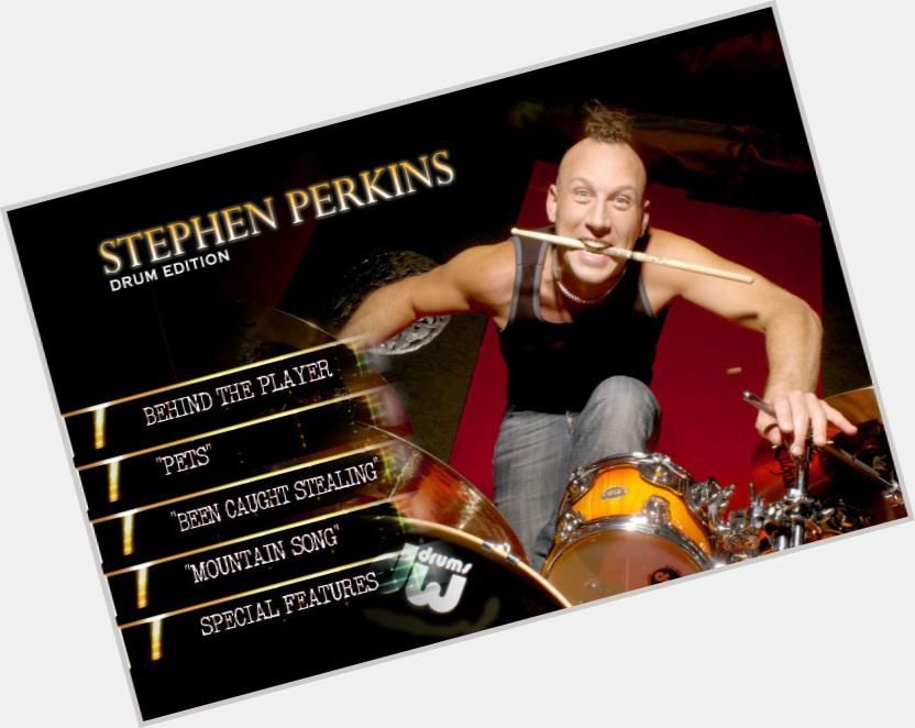Stephen Perkins birthday 2015