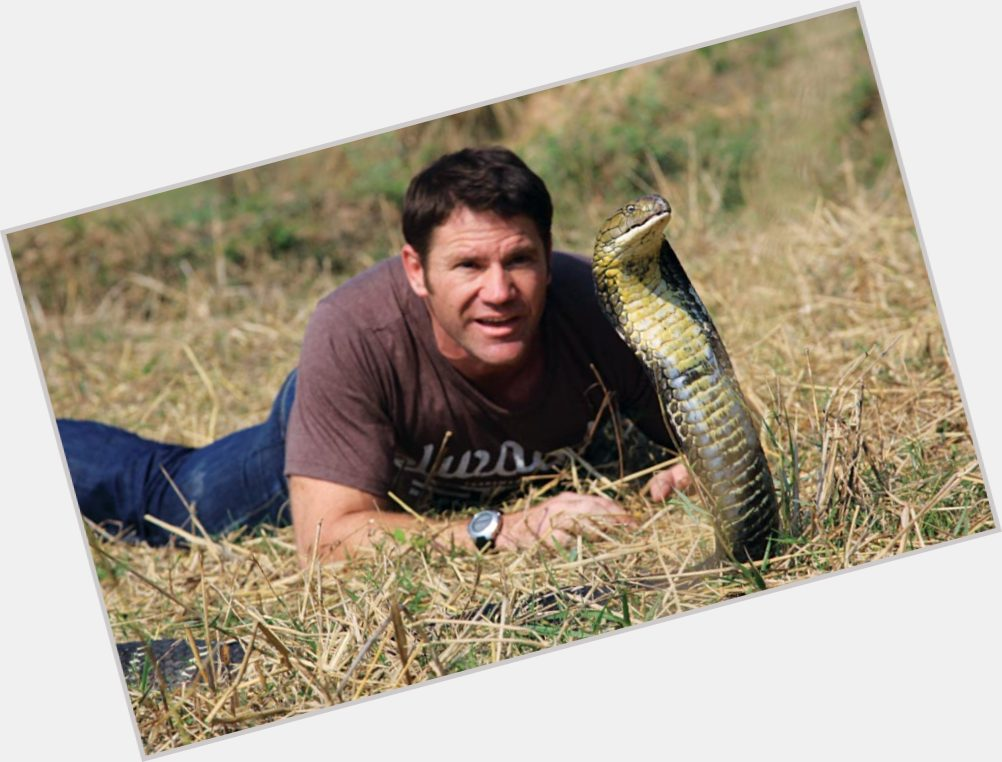 Steve Backshall birthday 2015