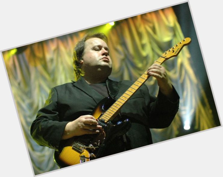 Steve Rothery birthday 2015