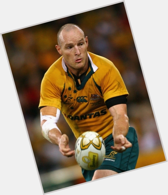 Stirling Mortlock birthday 2015