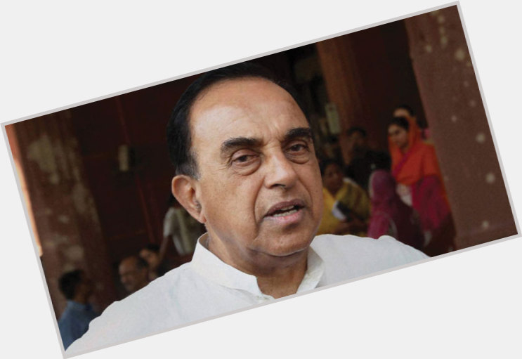 Subramanian Swamy dating 2