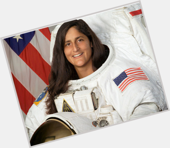 Sunita Williams birthday 2015
