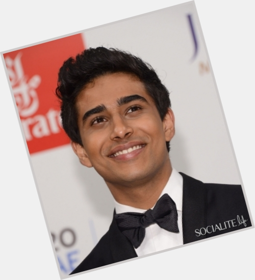 Suraj Sharma dating 2