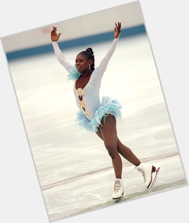 "<a href=""/hot-women/surya-bonaly/where-dating-news-photos"">Surya Bonaly</a> Slim body,"
