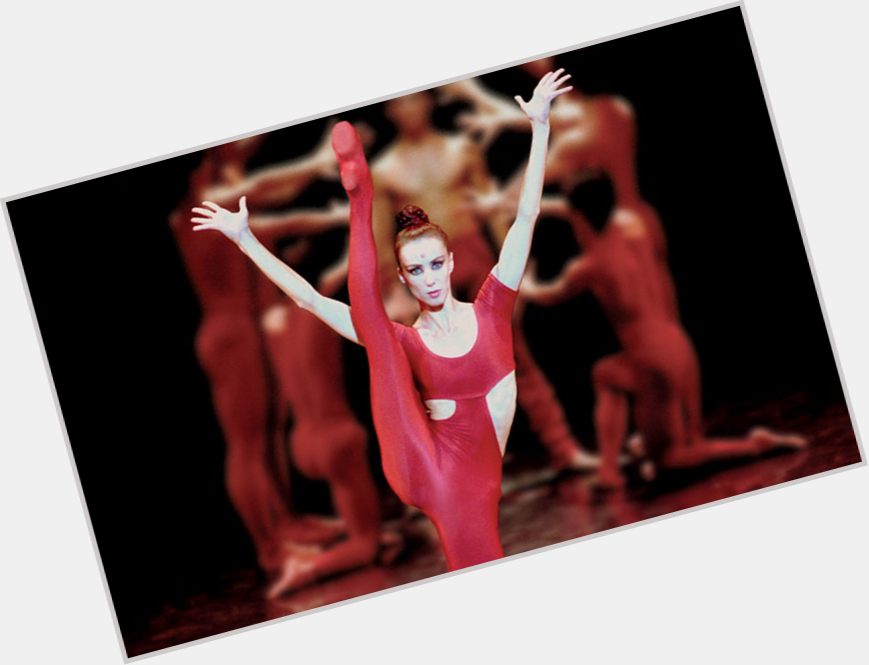 Sylvie Guillem birthday 2015