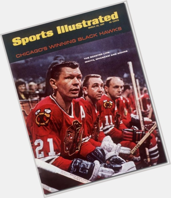 Stan Mikita birthday 2015