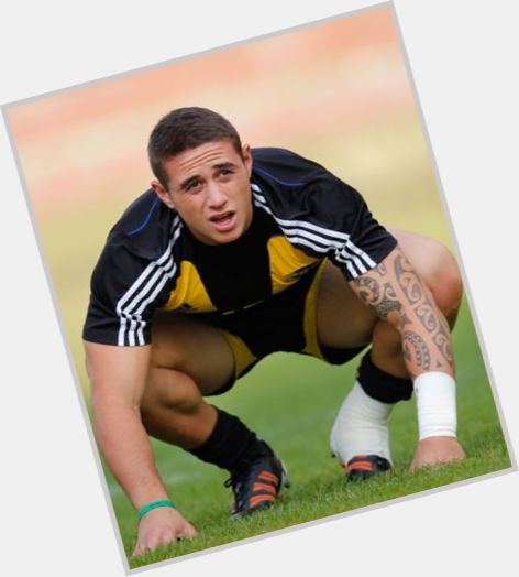 TJ Perenara birthday 2015