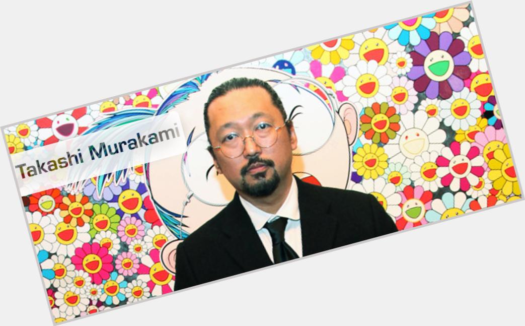 Takashi Murakami birthday 2015