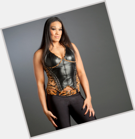 Tamina Snuka full body 6