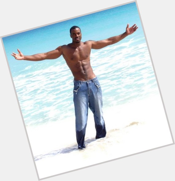 """<a href=""""/hot-men/terrell-carter/is-he-married-still-x-factor-homosexual-dating"""">Terrell Carter</a> Athletic body,  black hair & hairstyles"""
