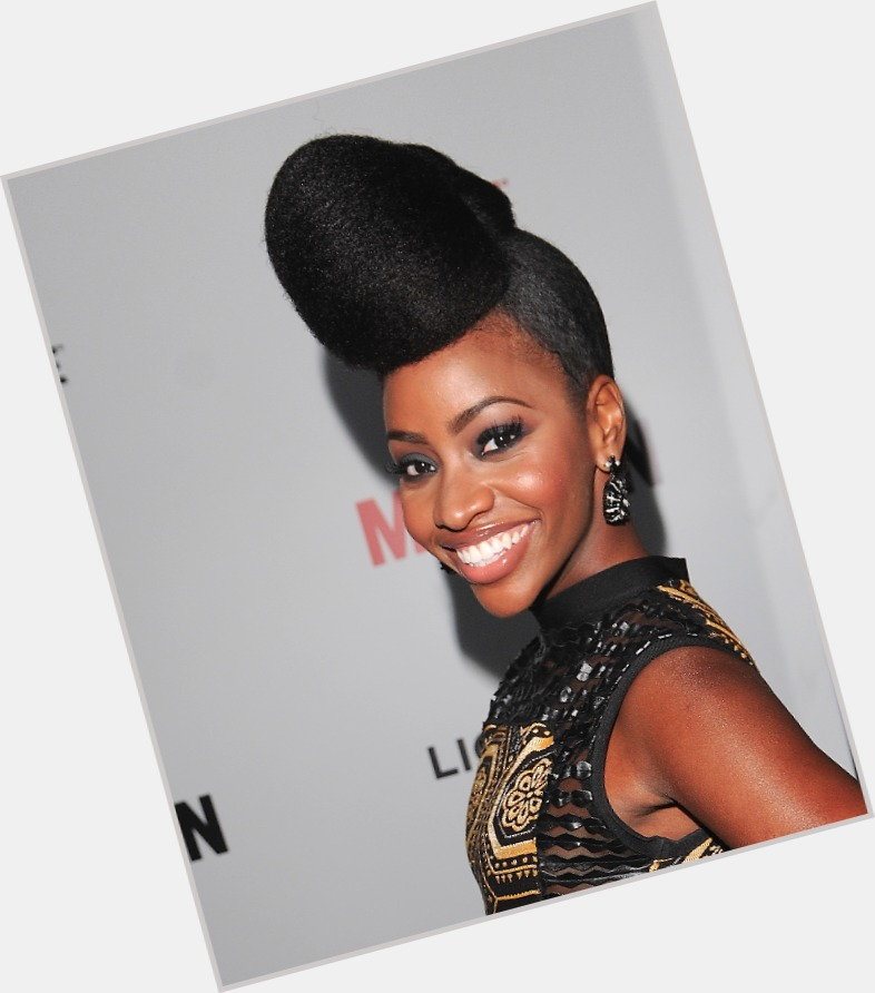 Teyonah parris official site for woman crush wednesday wcw - Naomi curtis diva futura ...
