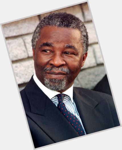 Thabo Mbeki birthday 2015
