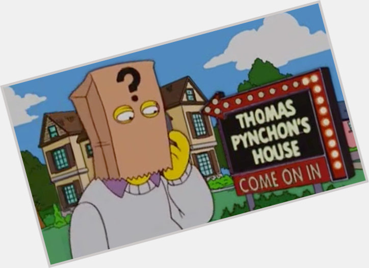 "<a href=""/hot-men/thomas-pynchon/where-dating-news-photos"">Thomas Pynchon</a>"