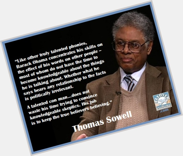 Thomas Sowell birthday 2015