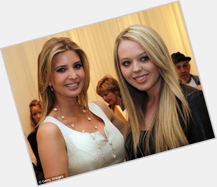 Girl whose dating donland trump son