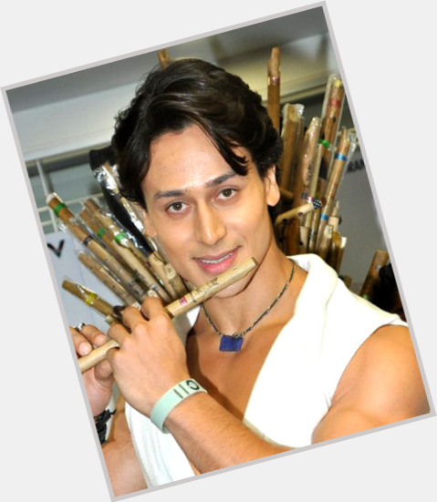 Tiger Shroff birthday 2015
