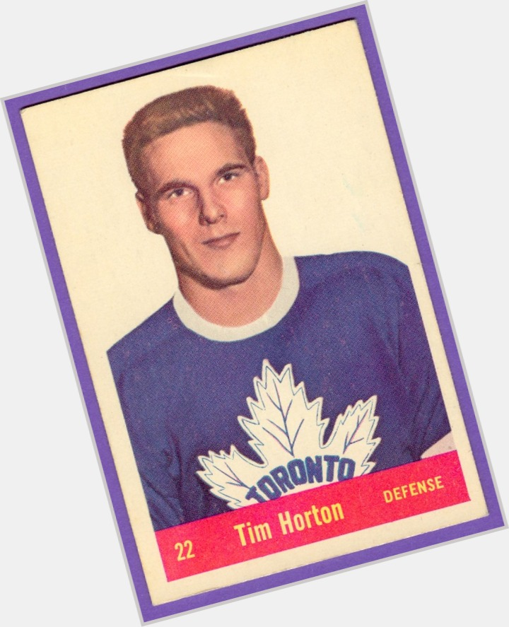 Tim Horton new pic 1