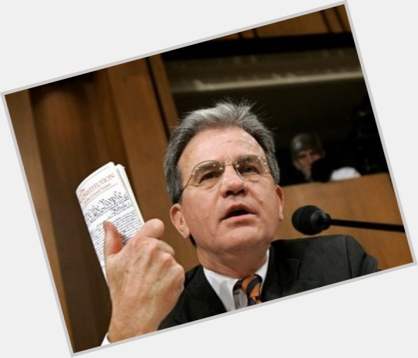 Tom Coburn birthday 2015
