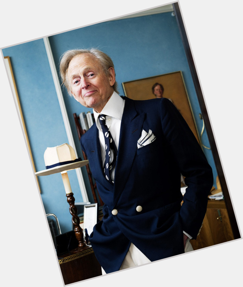 Tom Wolfe birthday 2015