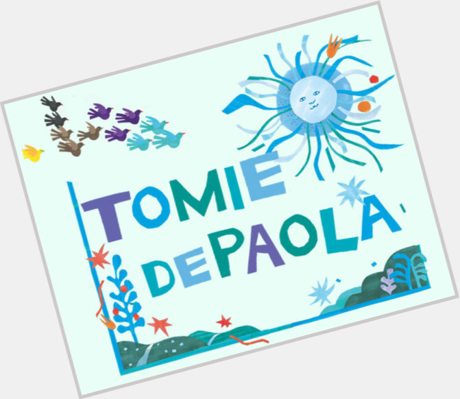 Tomie dePaola birthday 2015