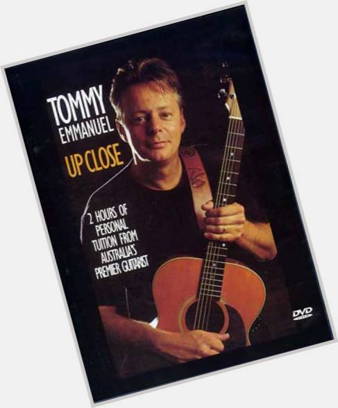 Tommy Emmanuel birthday 2015
