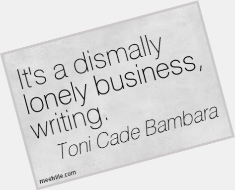 a contrast between toni cade bambara and in the american society In this lesson, we'll look at 'the lesson,' a short story written by famous black writer toni cade bambara we'll also take a brief look at bambara.