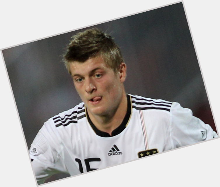 Toni Kroos birthday 2015