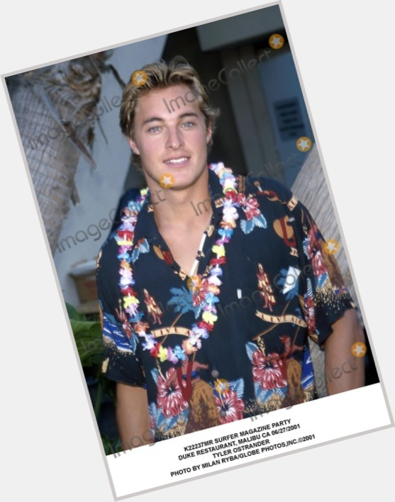 "<a href=""/hot-men/tyler-ostrander/where-dating-news-photos"">Tyler Ostrander</a> Average body,  blonde hair & hairstyles"