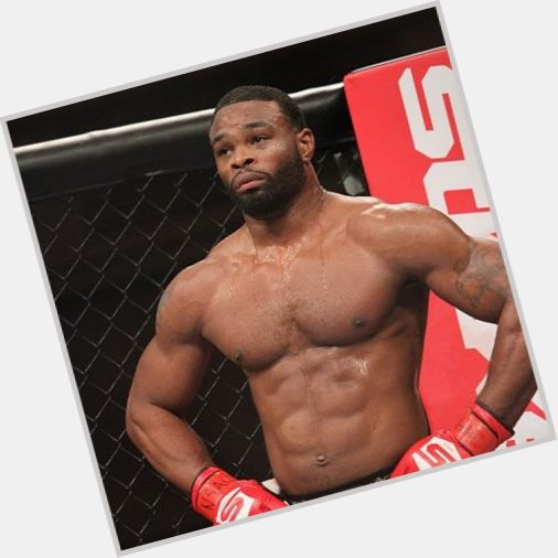 Tyron Woodley birthday 2015
