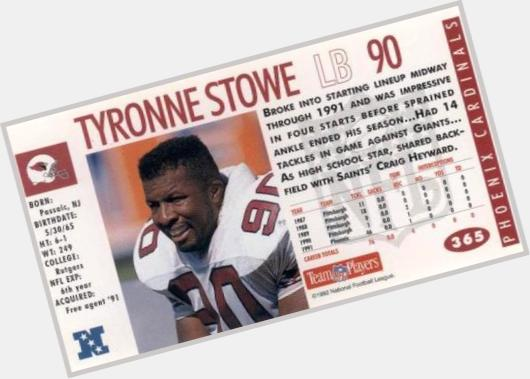 Tyronne Stowe birthday 2015